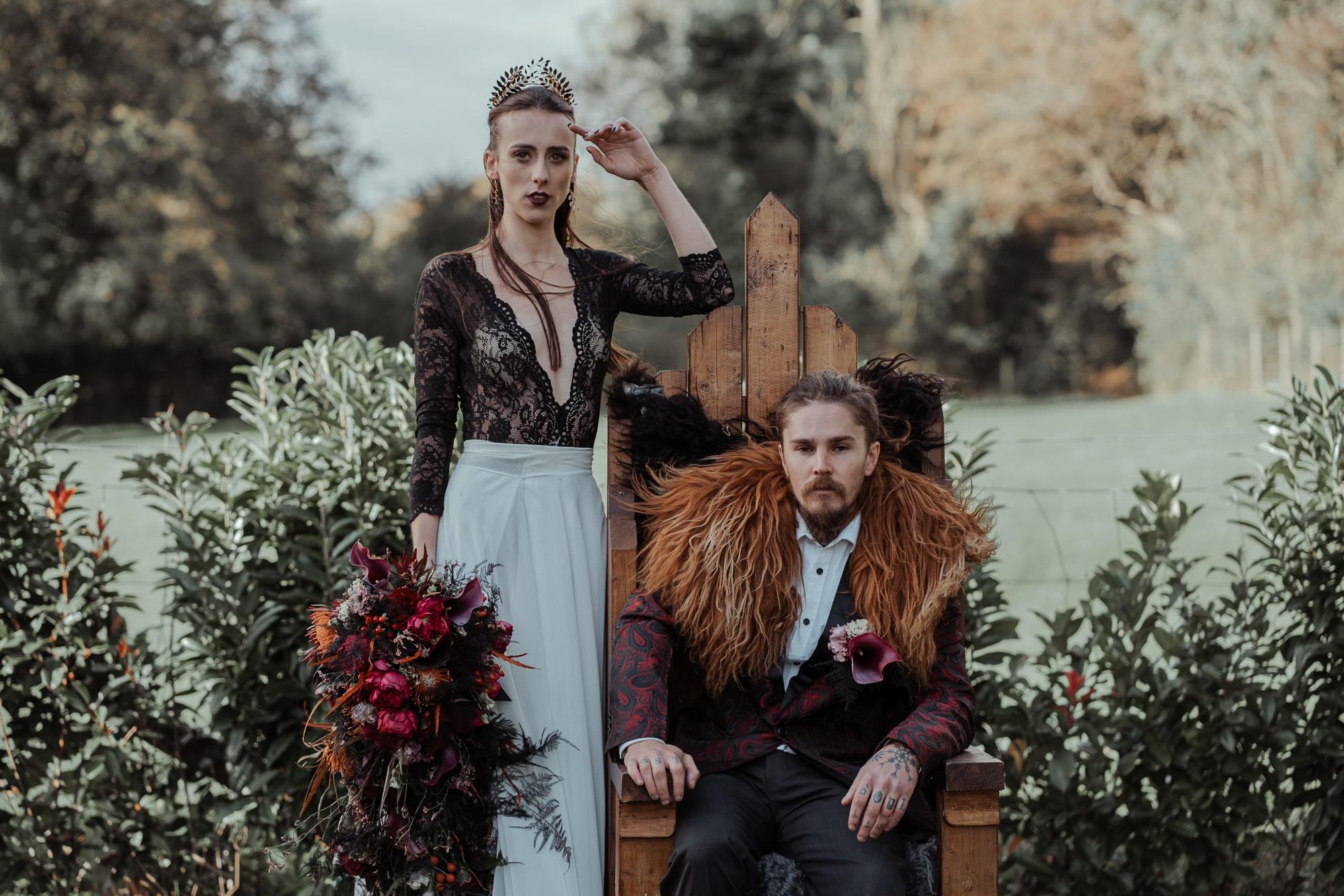 viking wedding