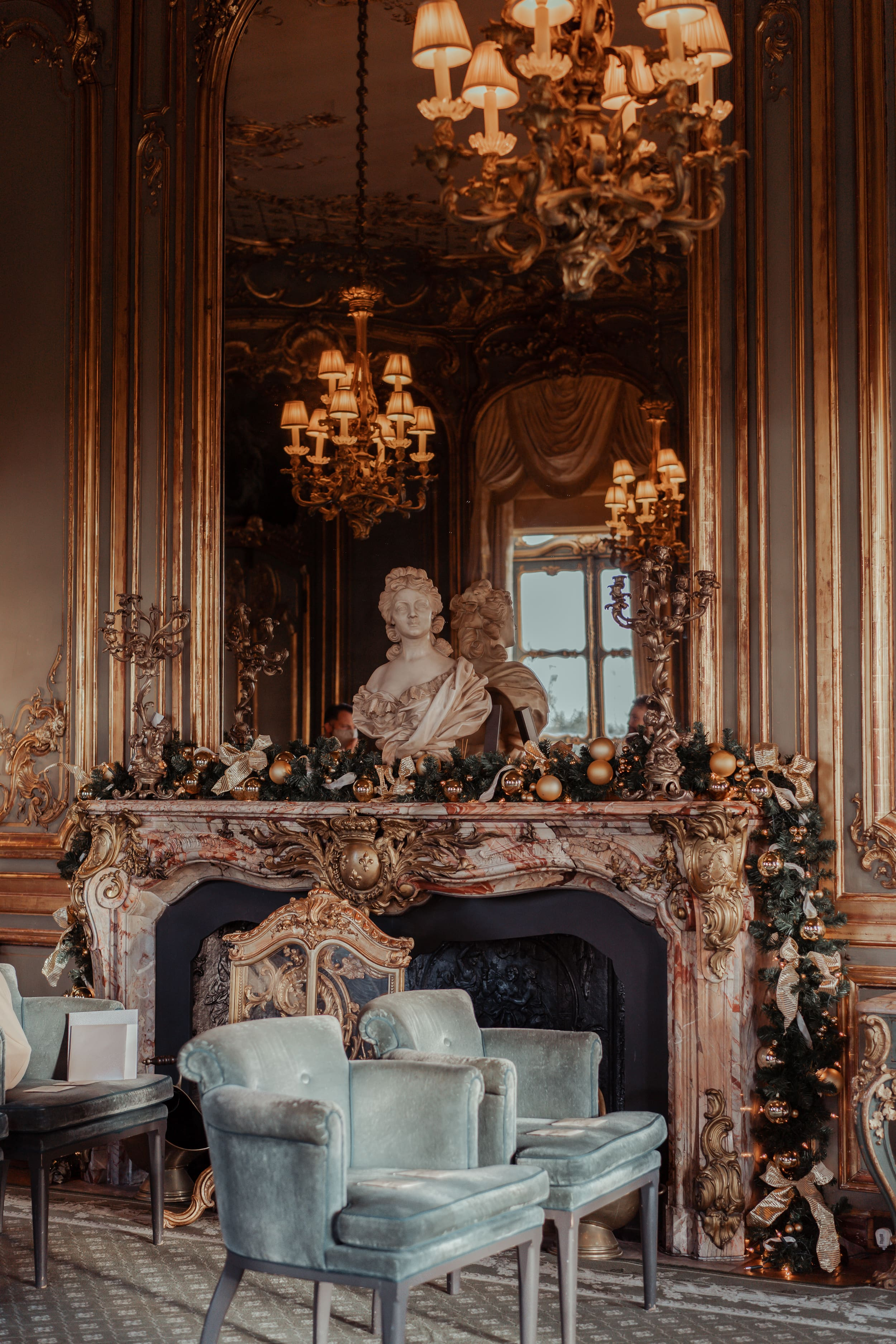 French dining Room Cliveden House