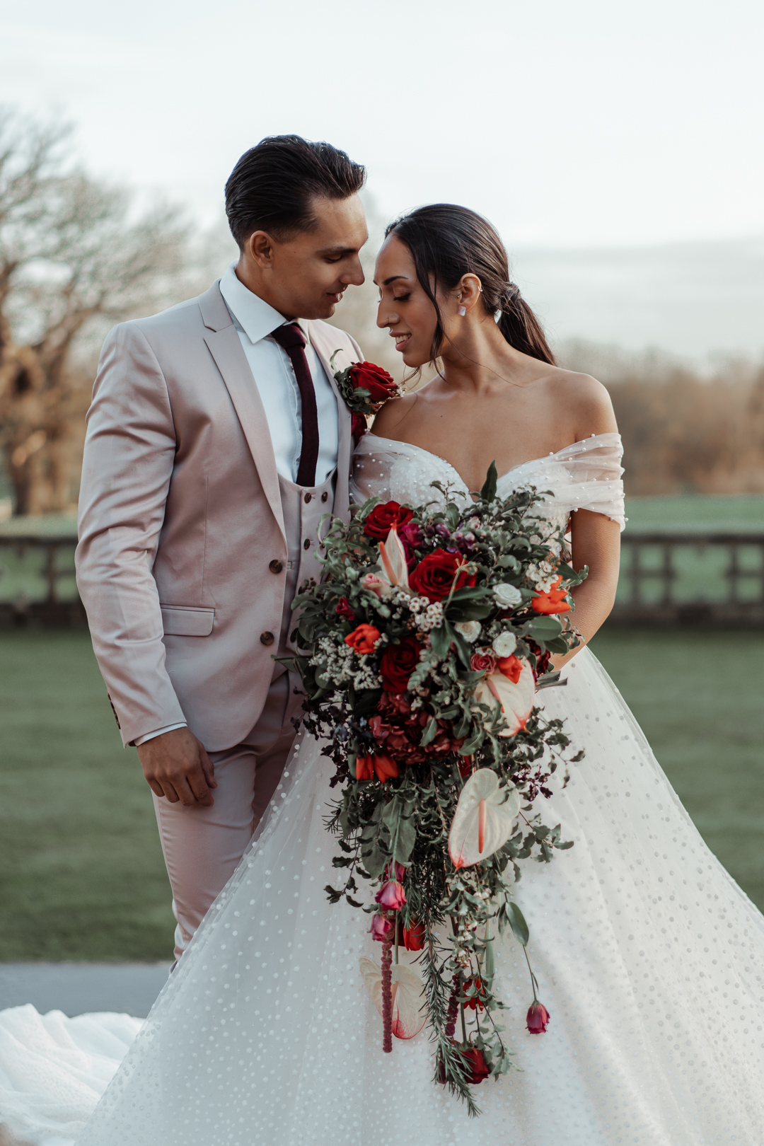 Mila Nova Wedding Dress