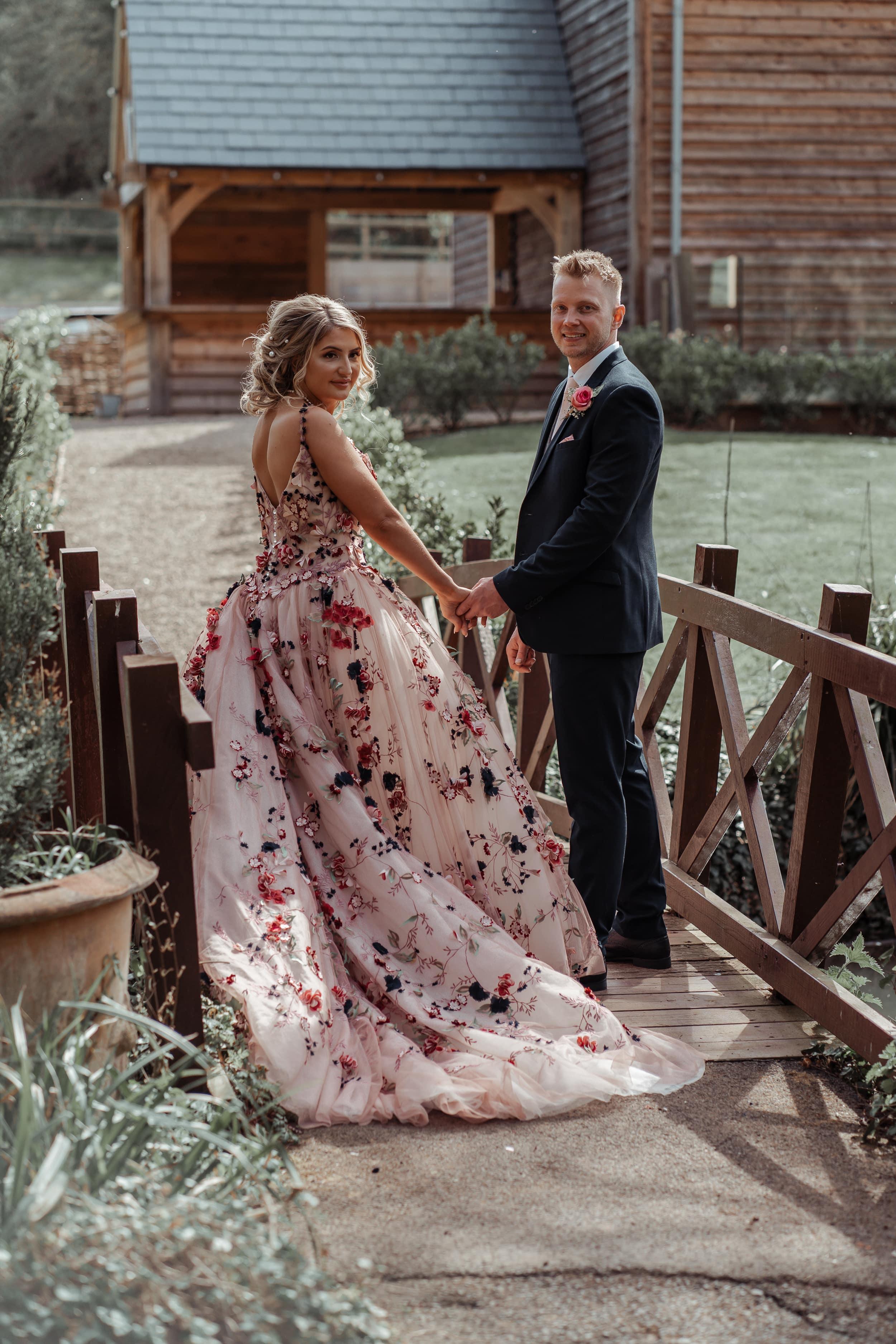Hastings Park Wedding