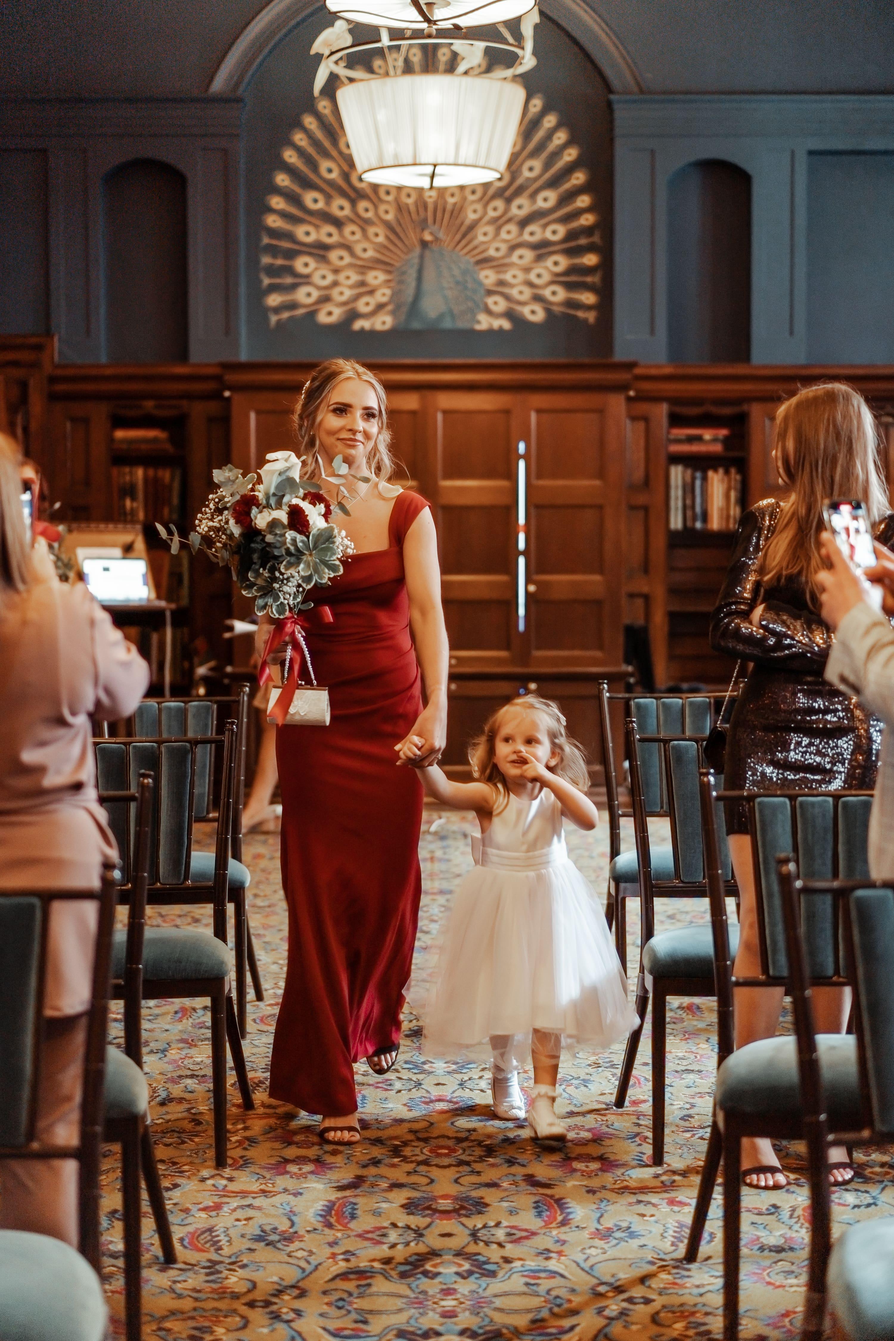 Loscar London Wedding