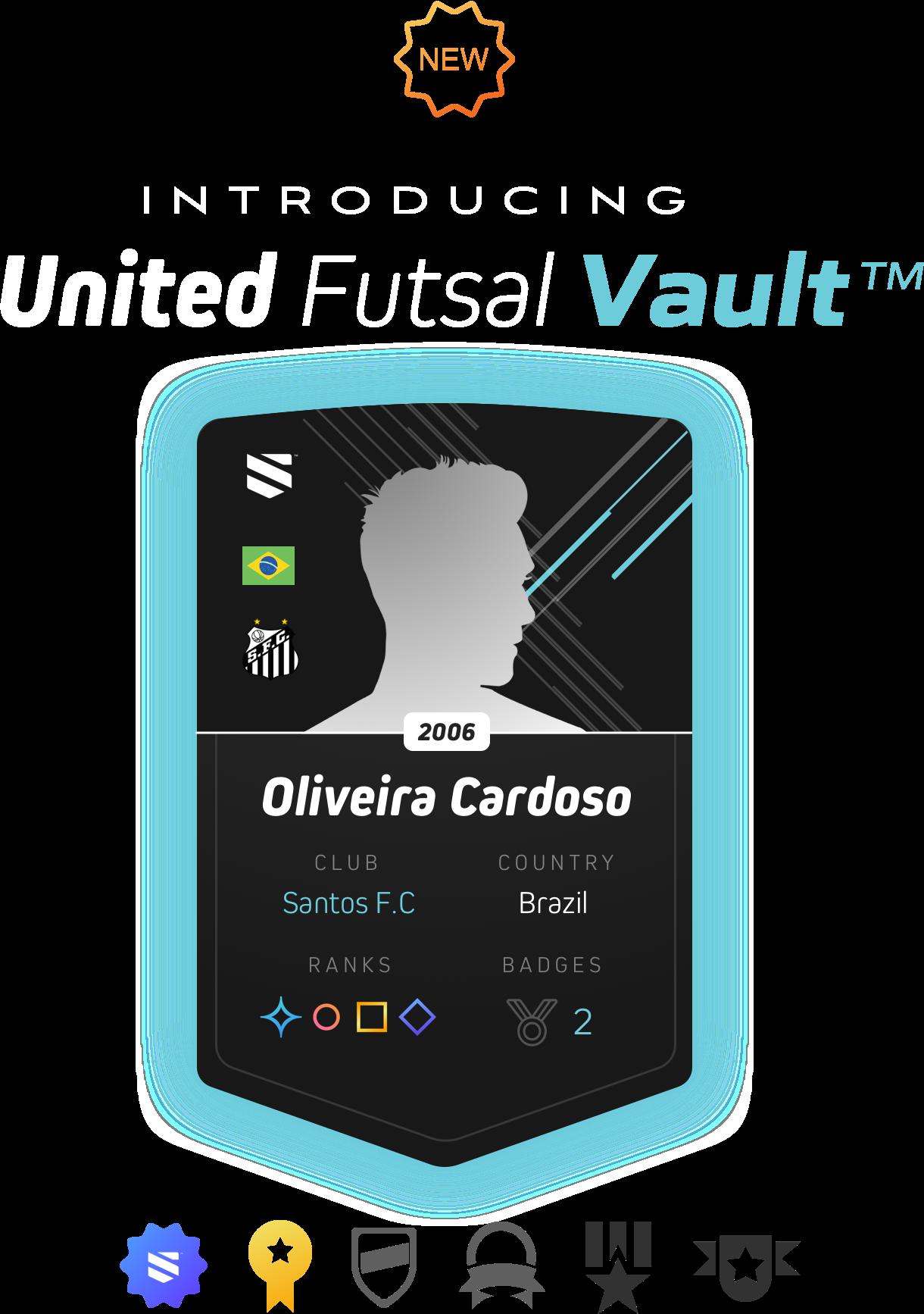 United Futsal Vault