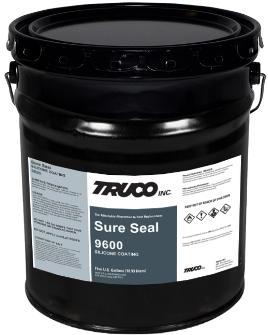 Truco Sure Seal 9600 Container
