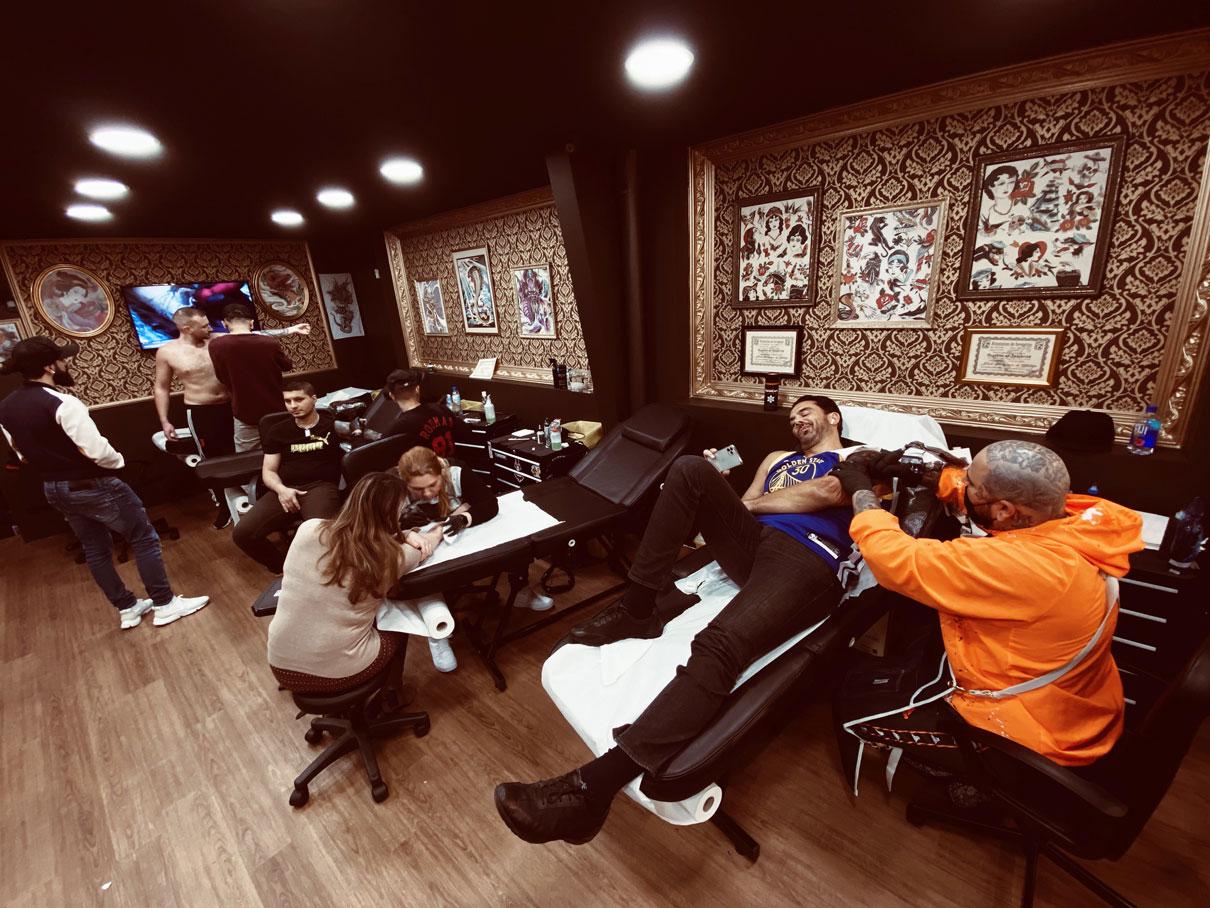 Como a Náutica Tattoo está conquistando a França