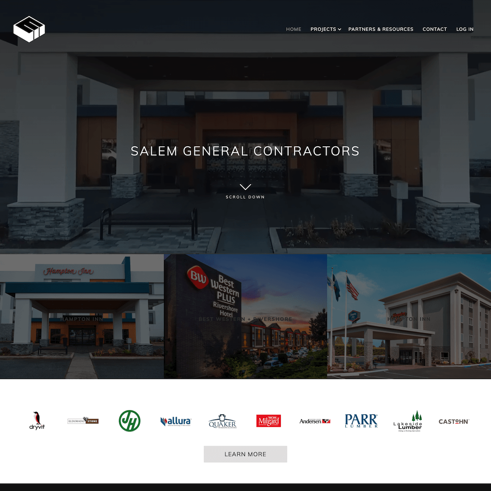 Salem Oregon Web Design