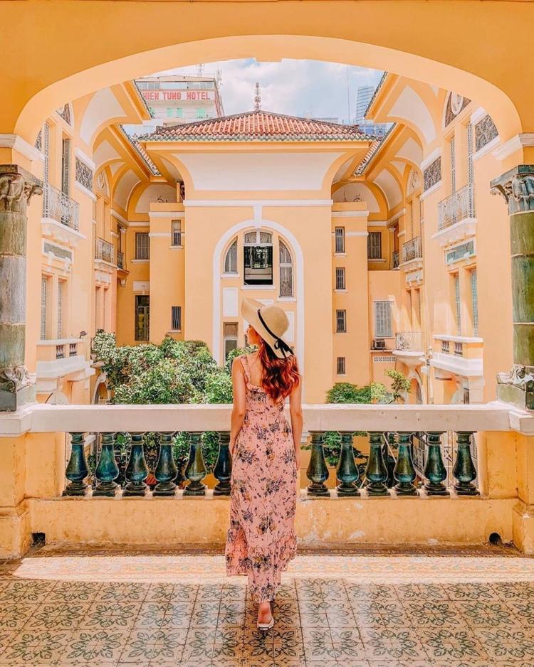 Những địa điểm đi chơi ở Sài Gòn