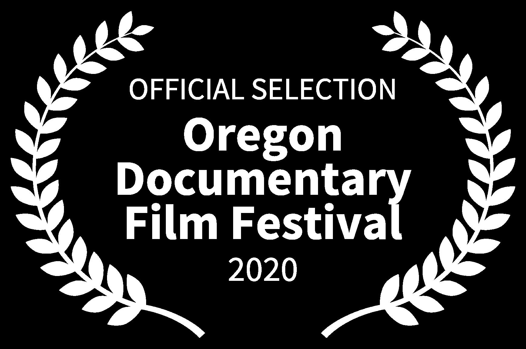 Oregon Doc Festival Laurels
