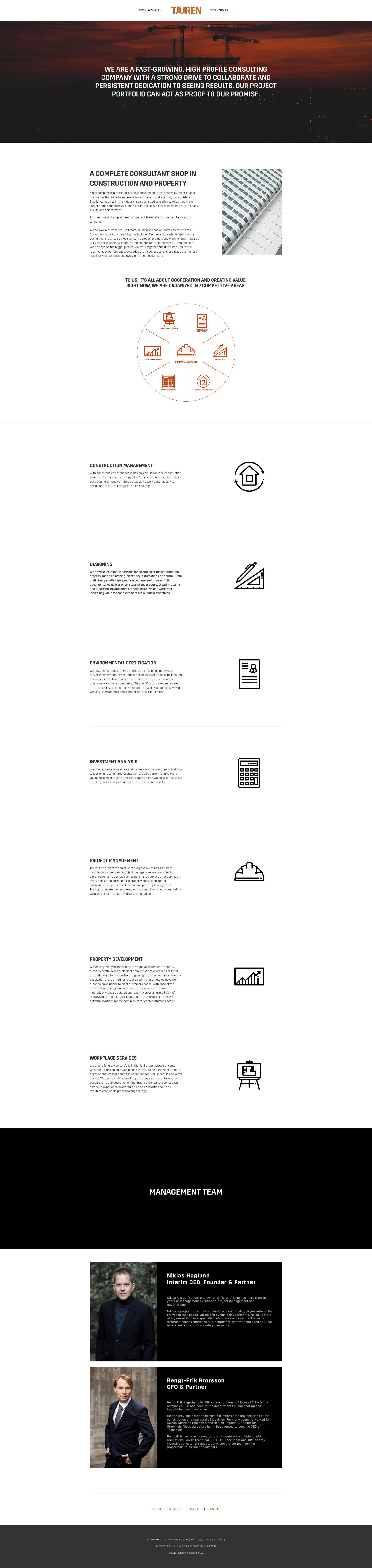 hudikkalaset's landing page