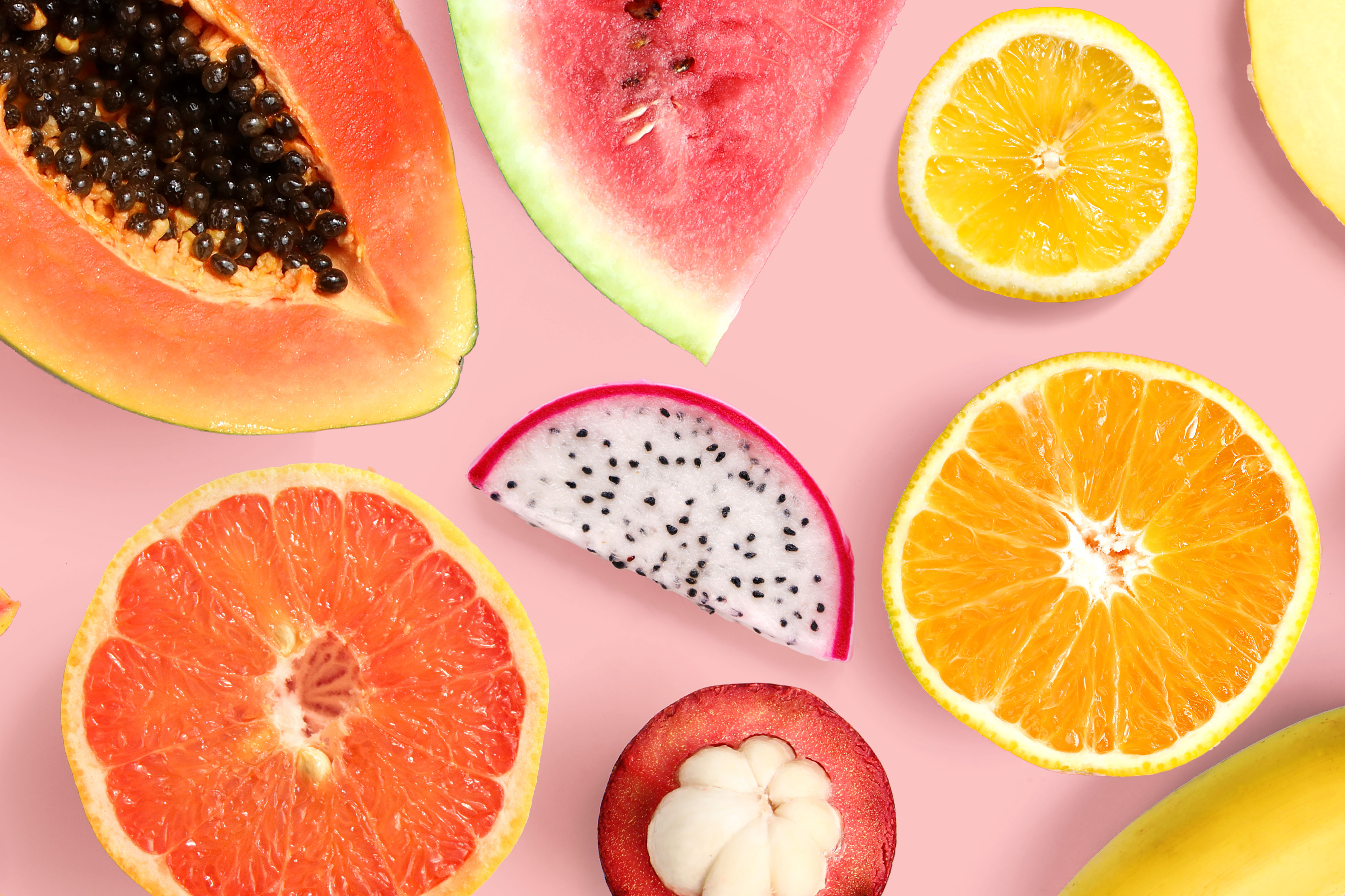 Früchte, Content und Branding