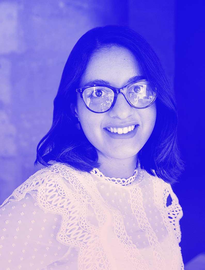 Photographie de Daniela Peñaranda, UX designer freelance au sein de Team UX à Bordeaux