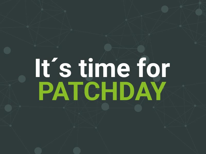 Patchday Mai
