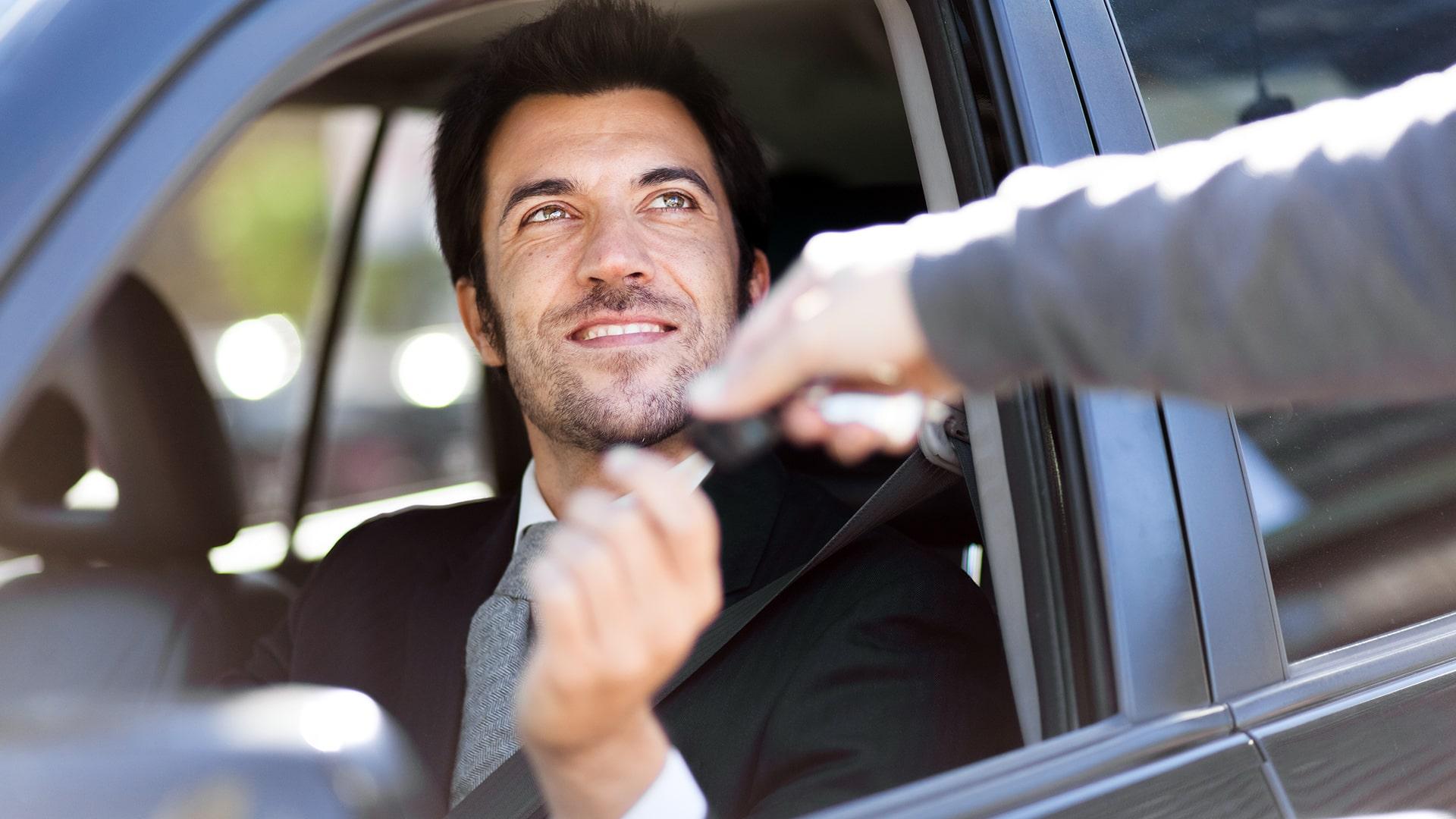 Como alugar meu carro: guia definitivo