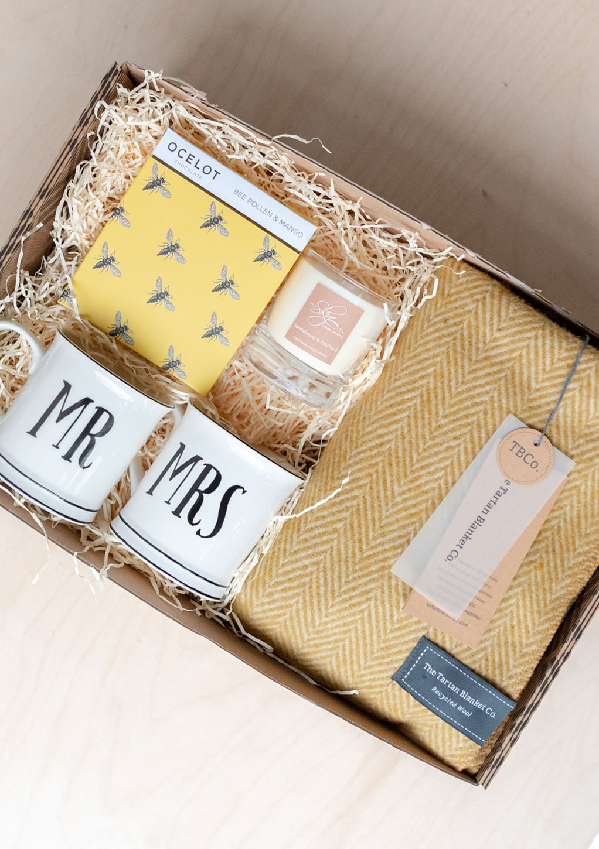 The Blanket Co wedding box