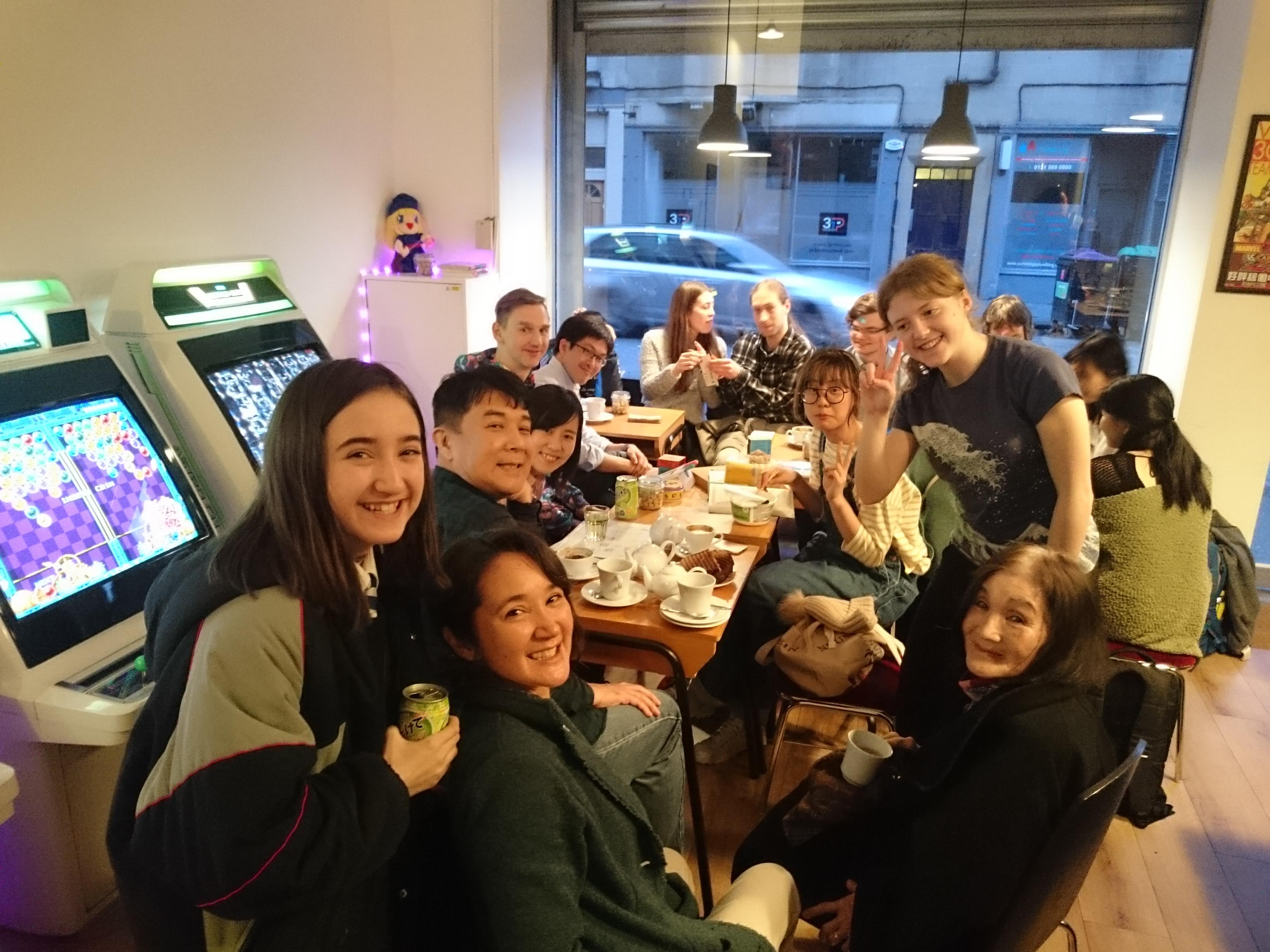 nihongo connection japanese language club edinburgh