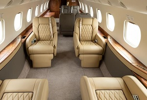 private jet Beechjet 400A