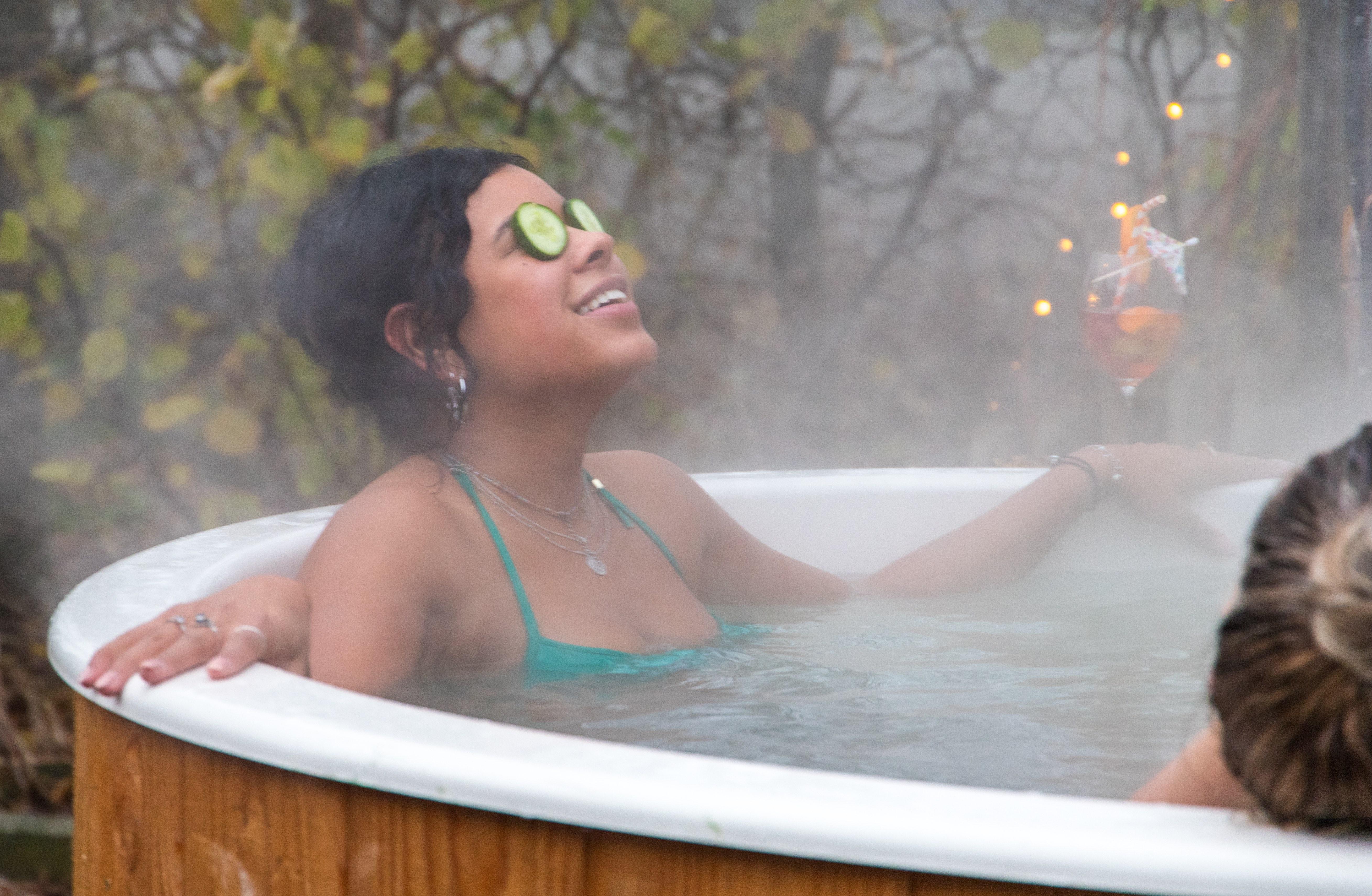 Hoe een hottub wellness kan helpen bij rusten