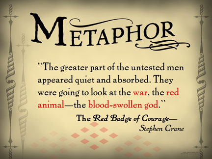 The metaphors we conjure up have a huge impact on our ability to effect change.