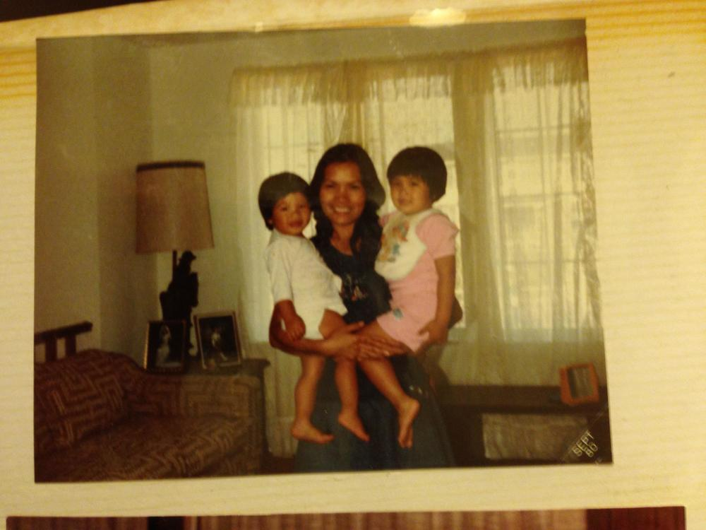 Alienated from the surrounding community, my family sought support from within.