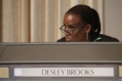 Councilwoman Desley Brooks.
