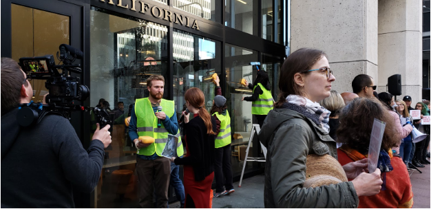 Photos by Direct Action Everywhere (DxE)