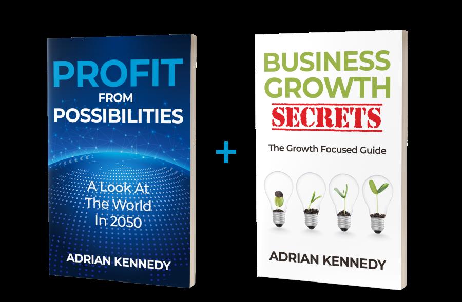 Growth Book Bundle AoverK Adrian Kennedy