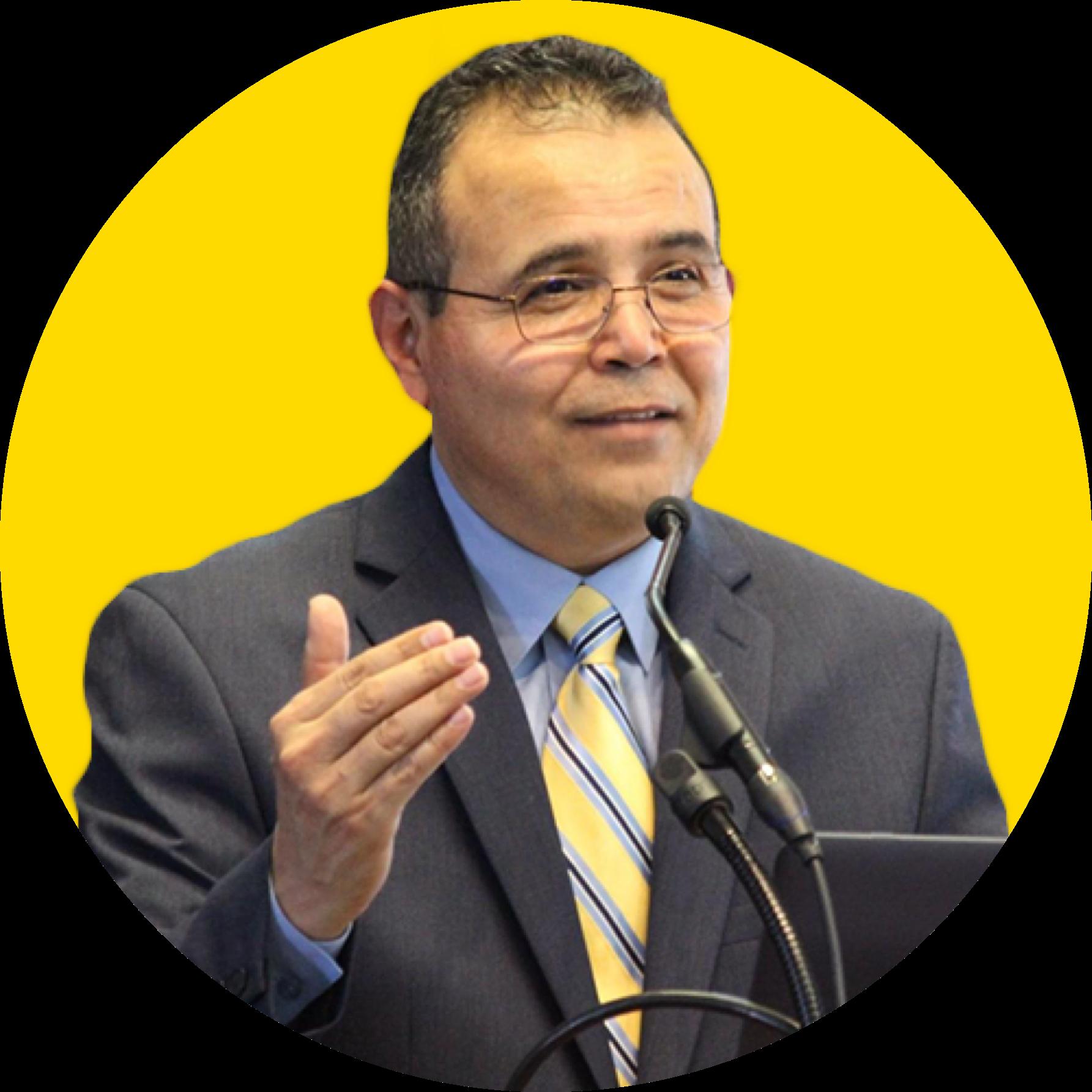 Pastor Orlando Enamorado