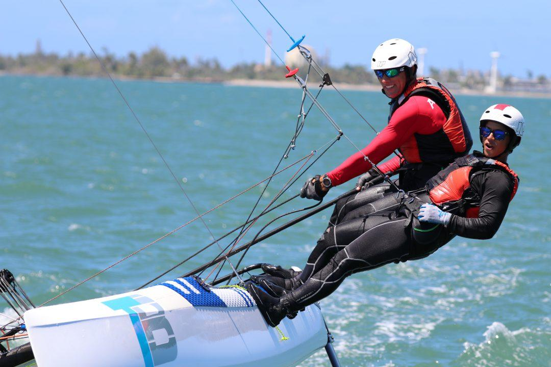 Sponsor Puerto Rico's Olympic Sailing Team