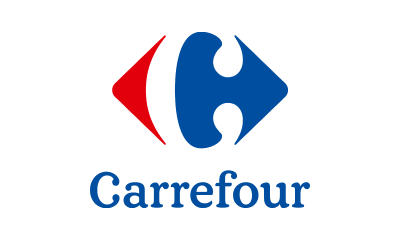 Carrefour Company Logo Image
