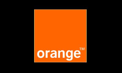 Orange Company Logo Image