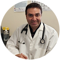 Amir Zohrab-Beik, MD CCFP