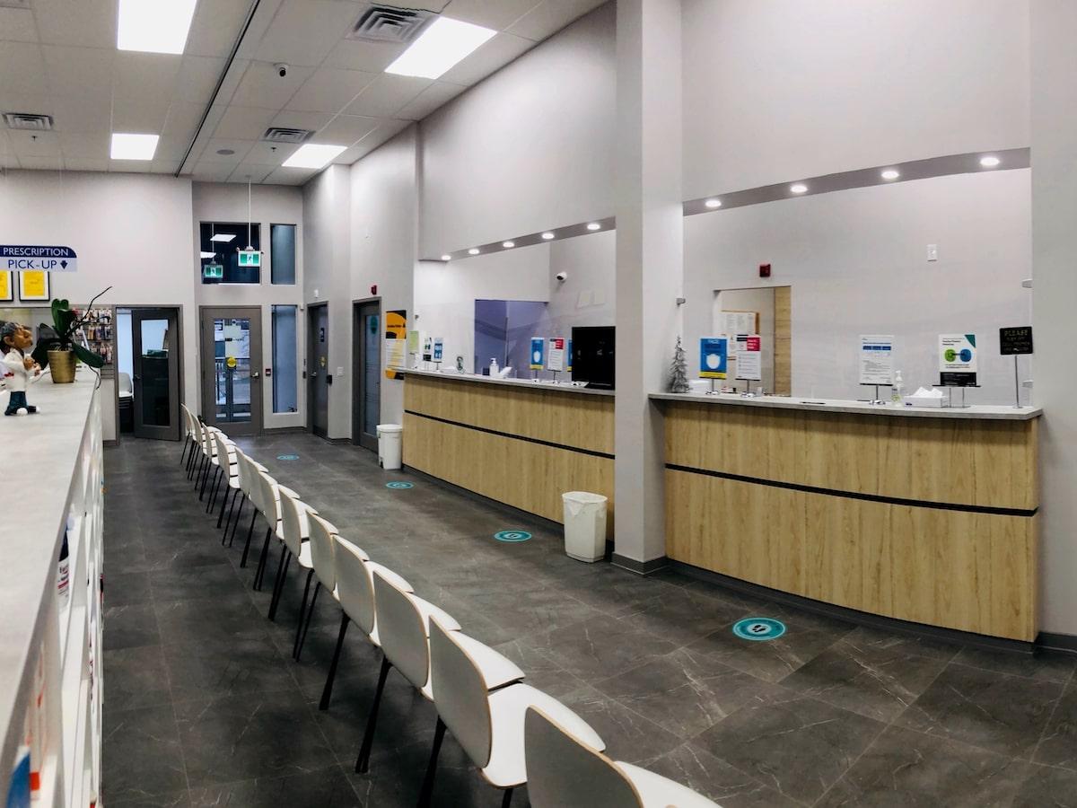Disera Medical Centre Front Desk