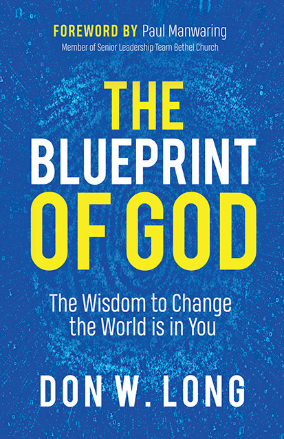 The Blueprint of God Cover