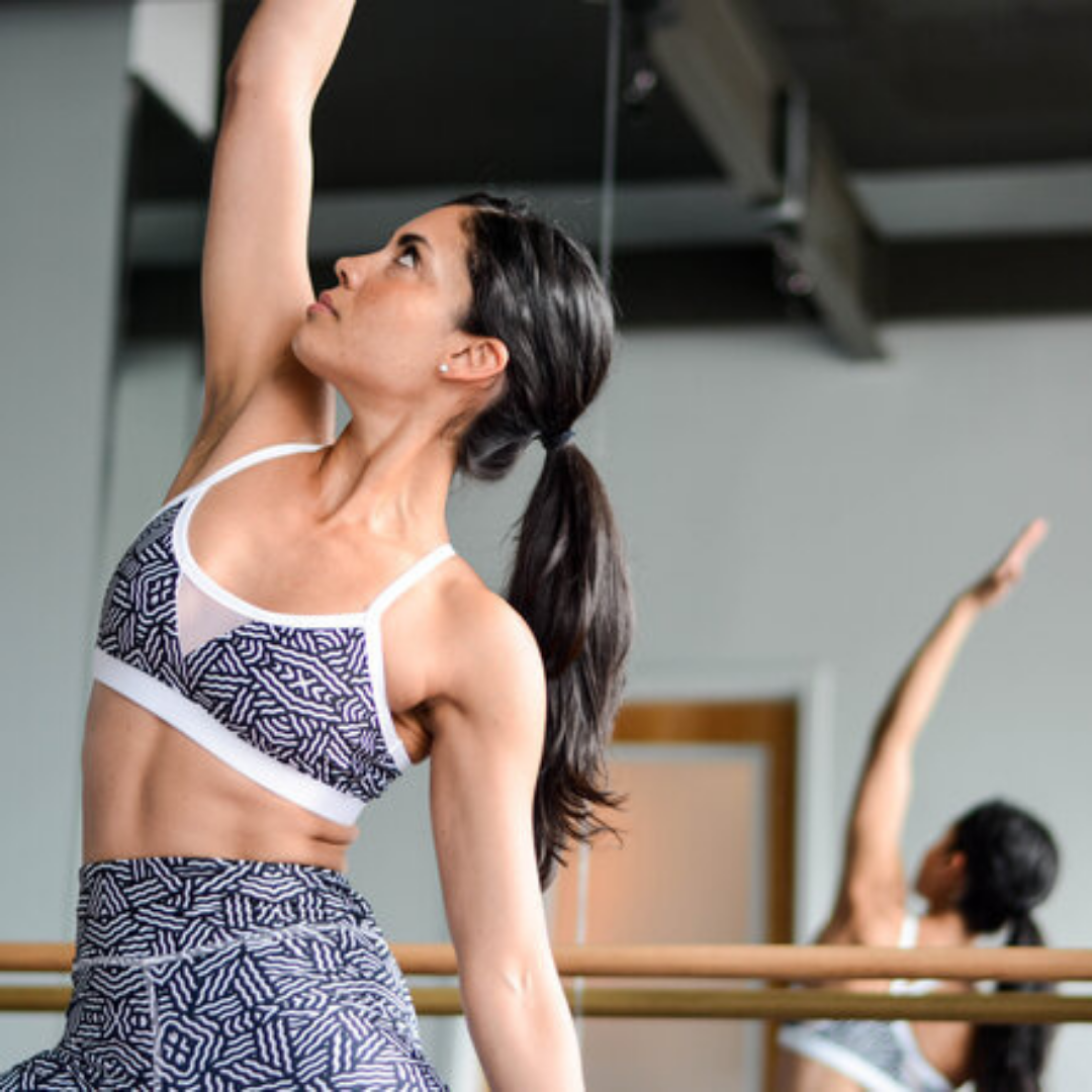 Sabrina is a Vinyasa and Barre instructor. She is passionate about making wellness accessible to all - enabling healthy bodies, minds, and emotions. In her classes you can expect an uplifting energy focused on love and gratitude.