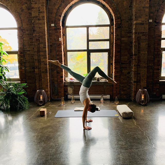 I've been practicing yoga since 2011. I generated such a passion for it that I wanted others to experience this awakening. I started teaching in Fall 2014 and it was the love from the first sight. I get motivated by seeing students work hard and commit to the practice. I encourage students to listen to their bodies, connect movements to breathing and do what feels right in the moment.