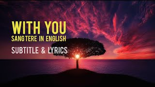 With You (Sang tere in English) with lyrics