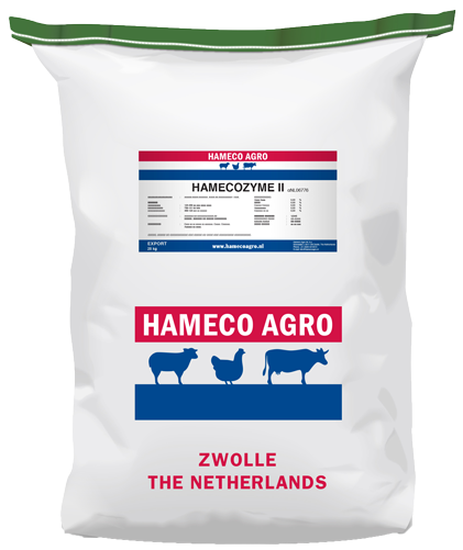Hamecozyme II feed additives dry bag