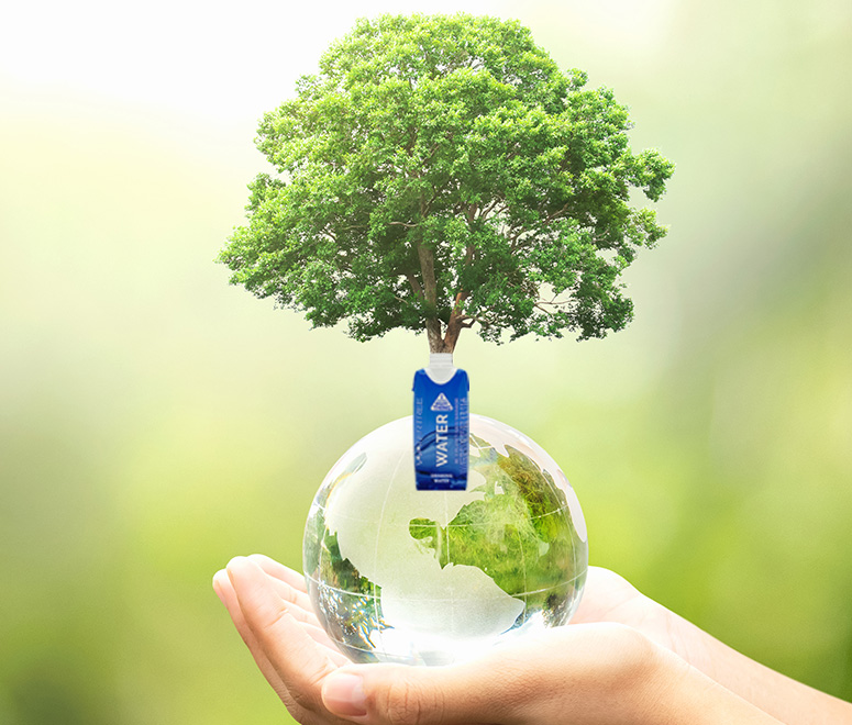 watertree recycling