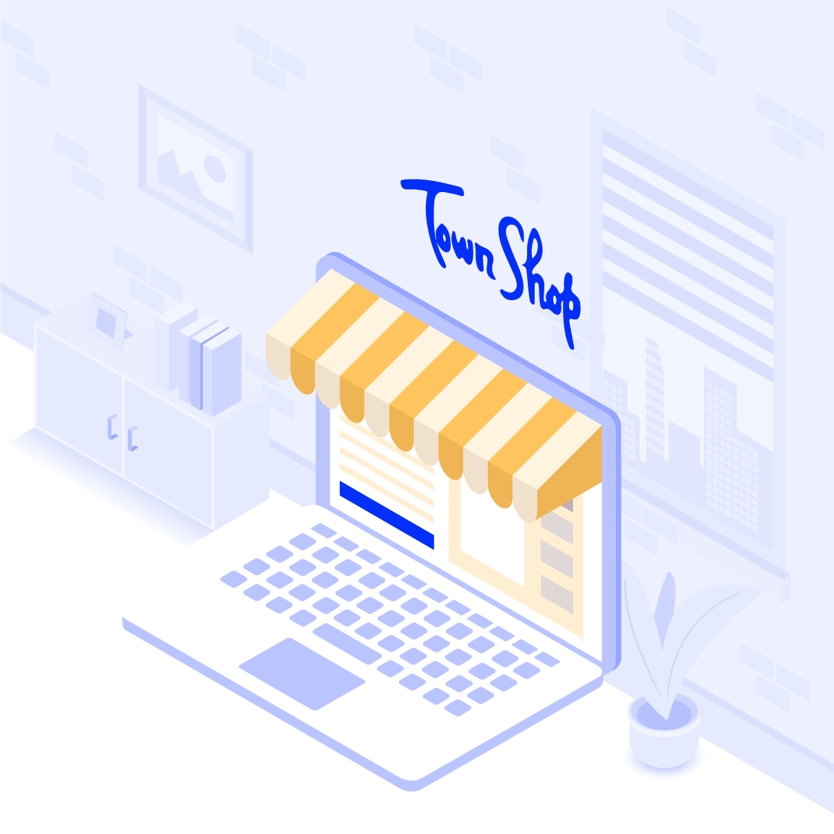Case study of Townshop - Lingerie store