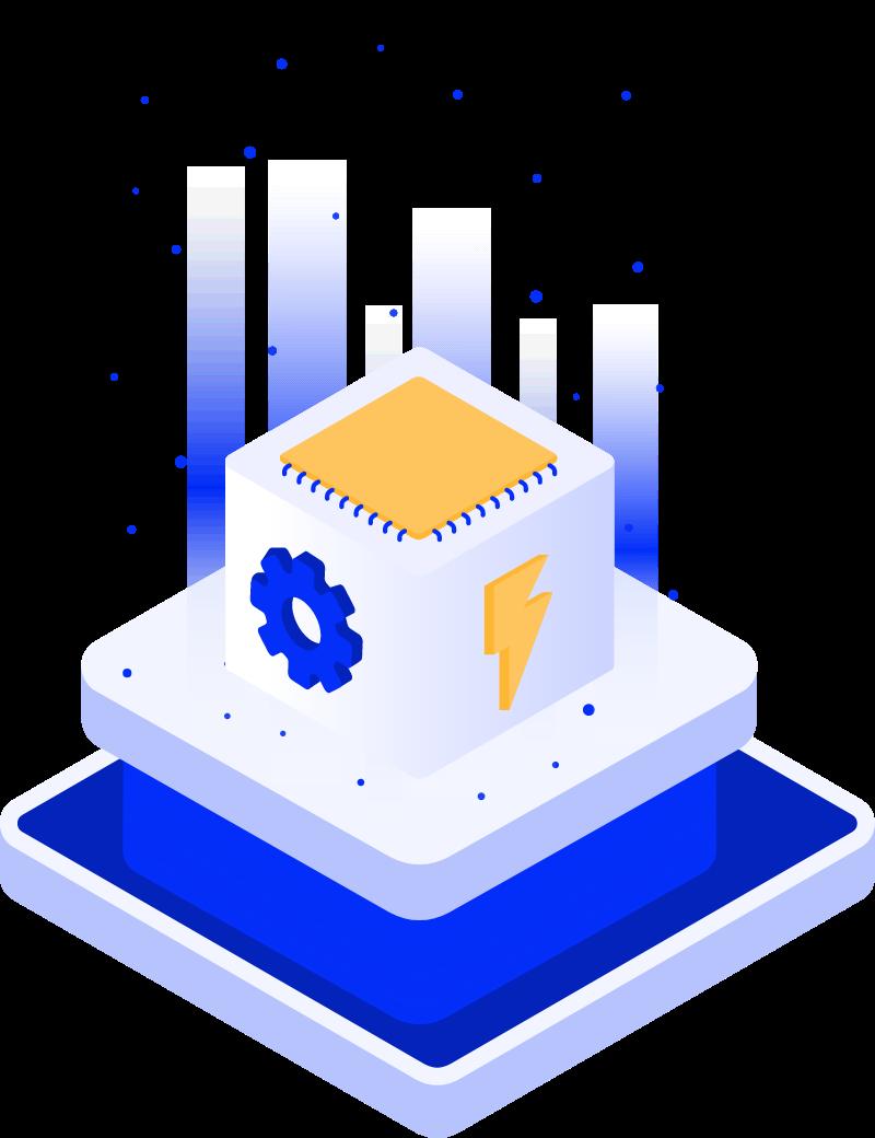 Server architecture for e-commerce development