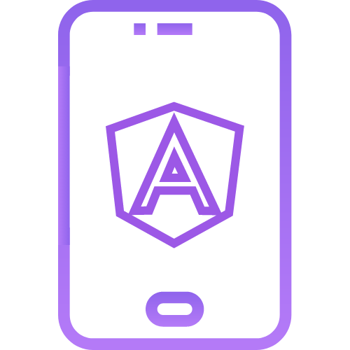 Angular mobile app development
