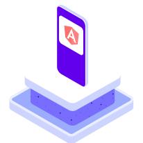Angular mobile app development