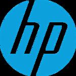 logo of hp