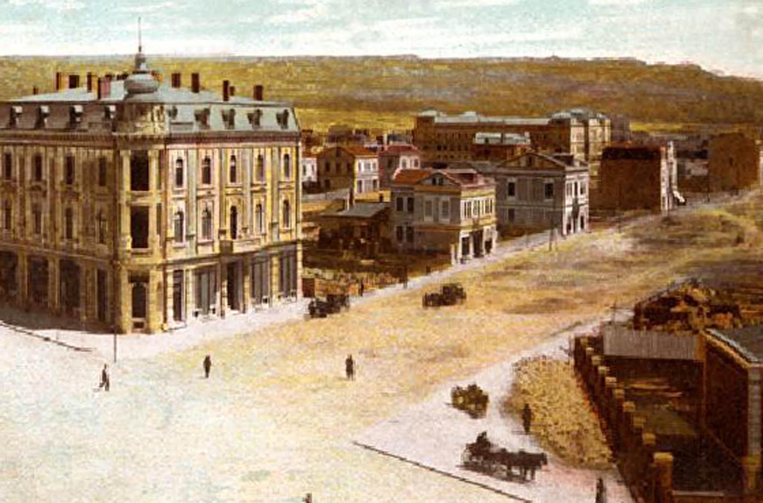 Изглед 1 - началото на XX век