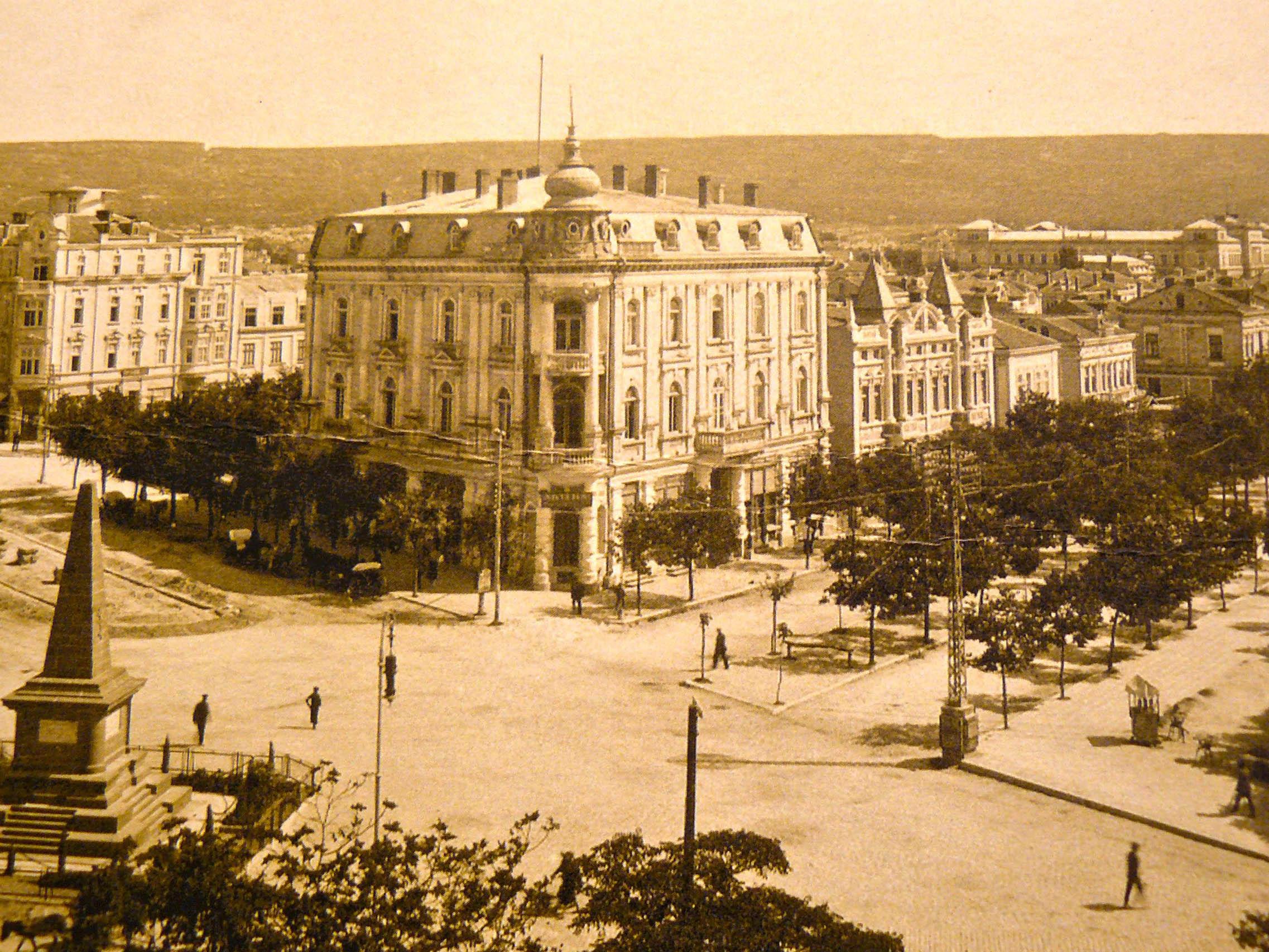 Изглед 2 - началото на XX век