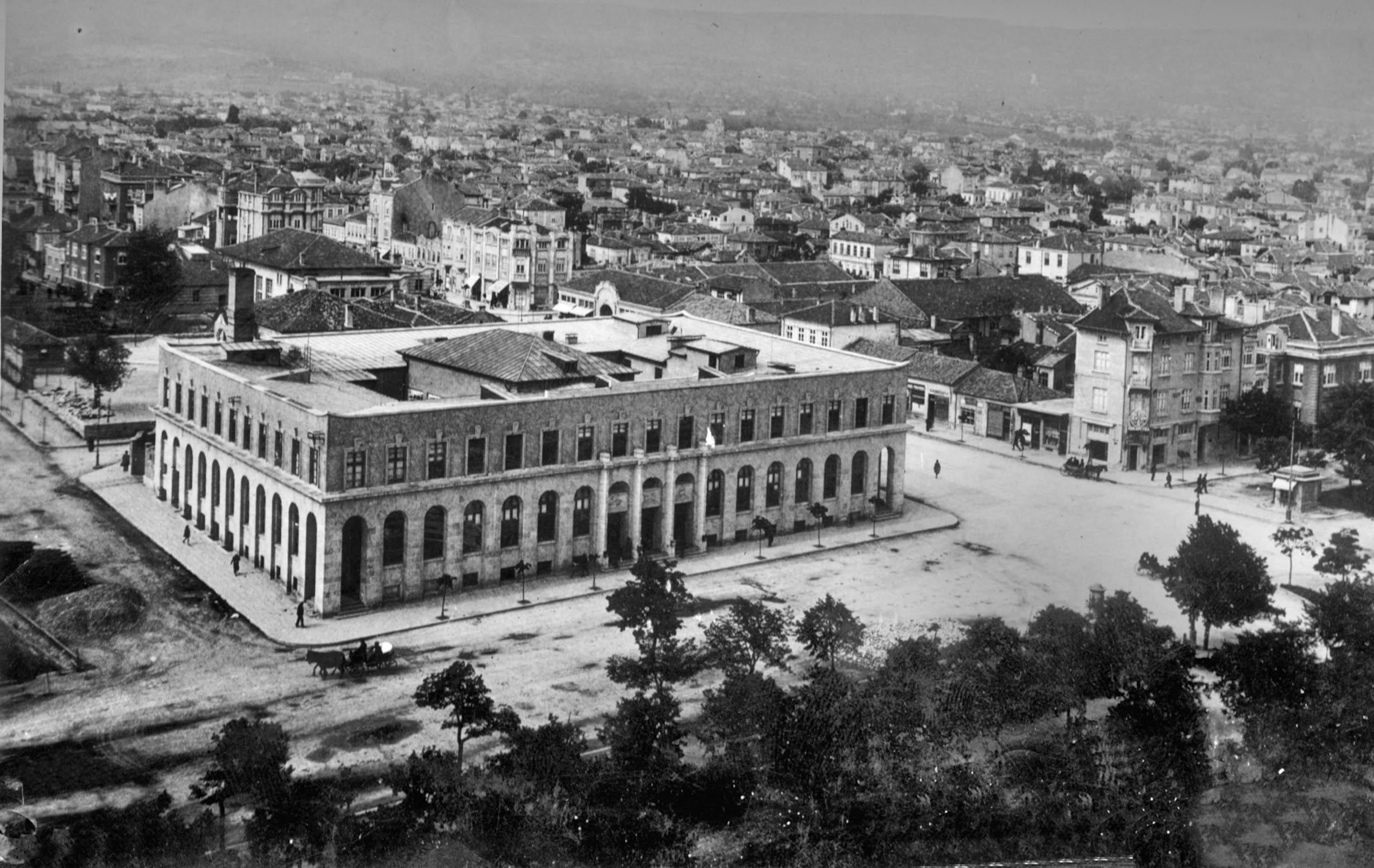 Архивна снимка 1 ~ 1935-1950г.