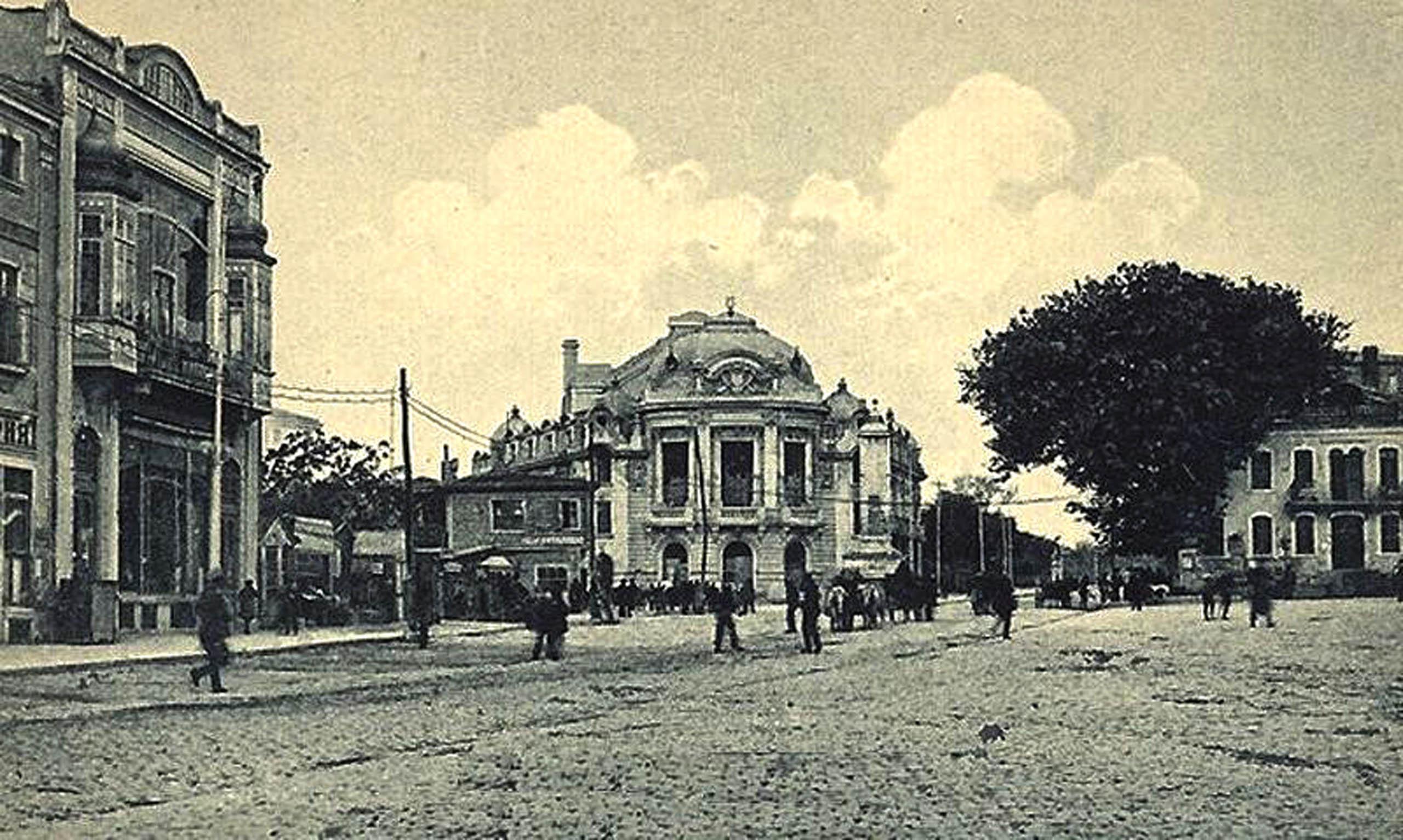 Изглед от началото на 20-ти век