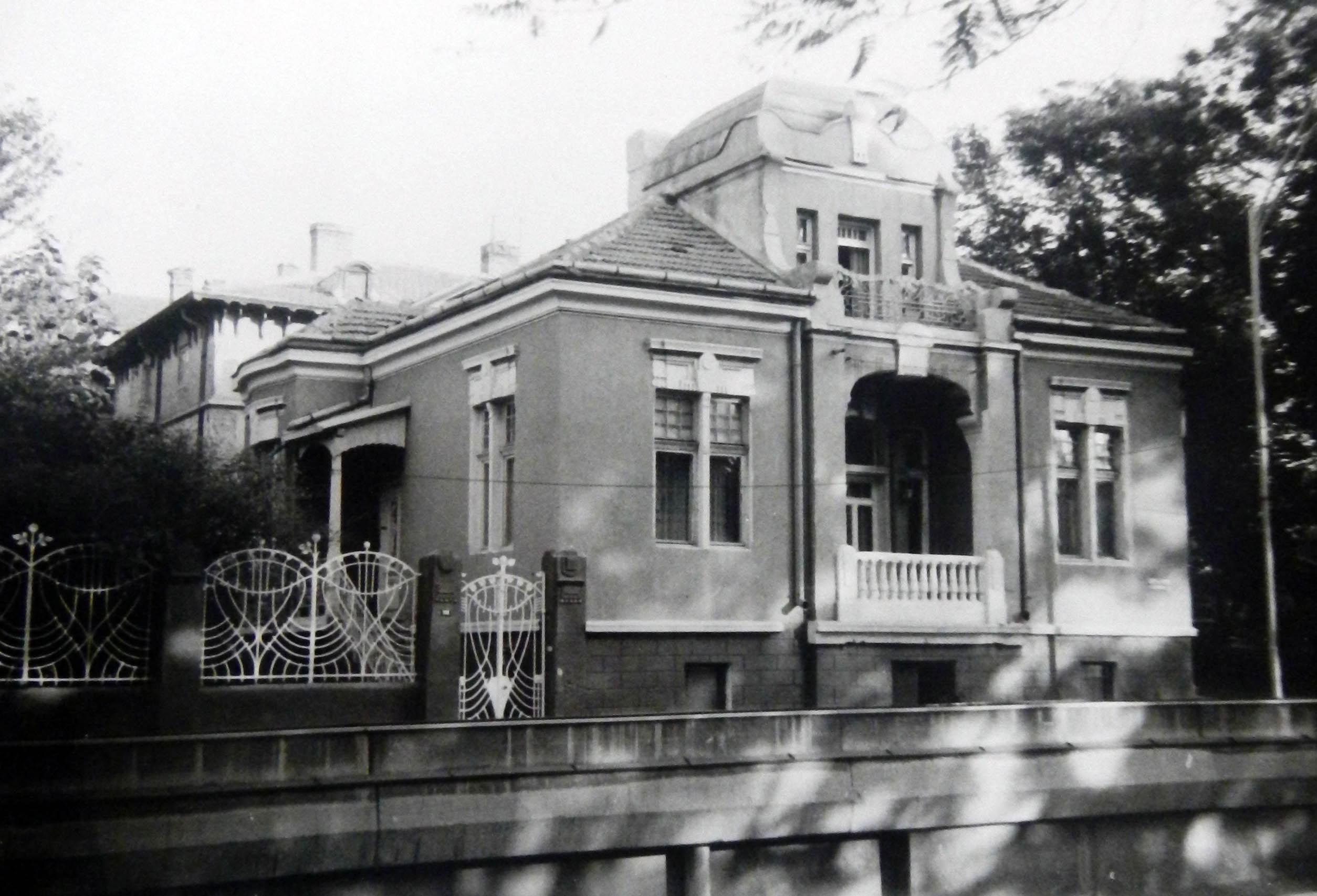 Архивна снимка 1 - 1980г. /НДА-НИНКН/