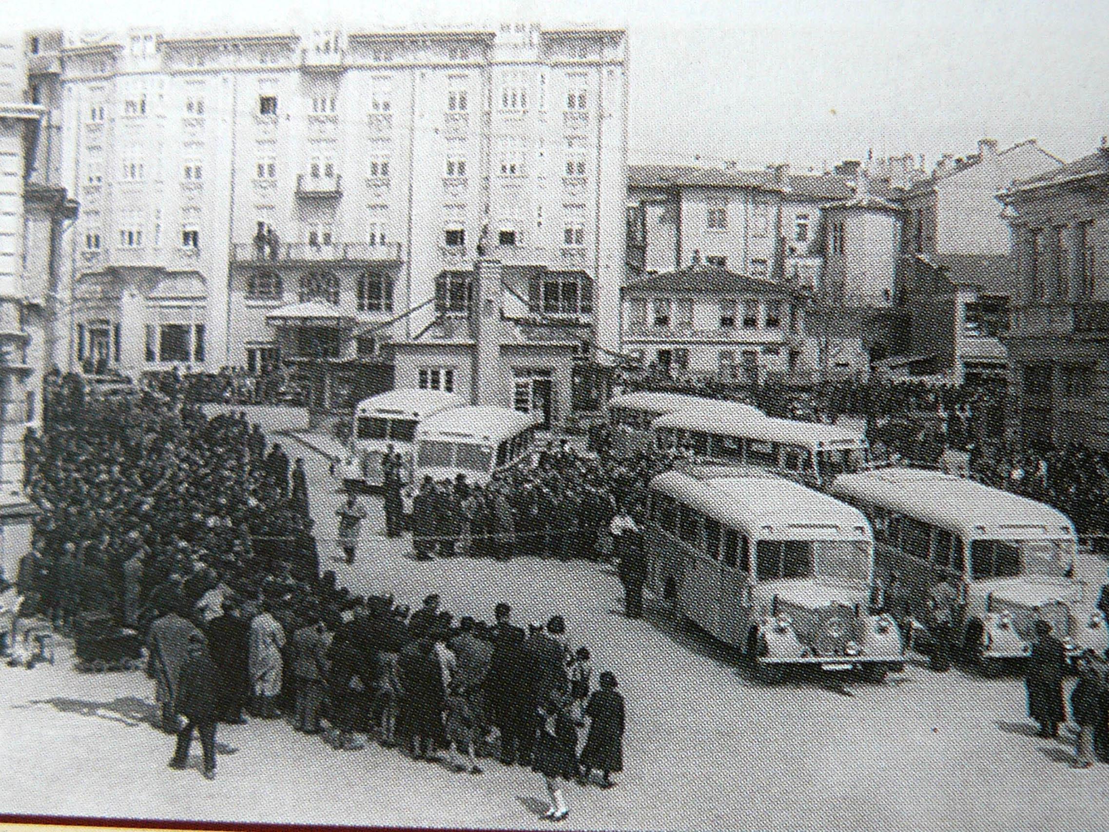Архивна снимка 1 от средата на XX век