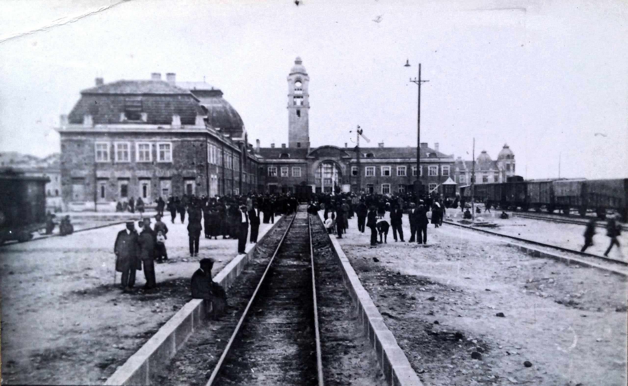 Архивна снимка 2 - началото на XX век