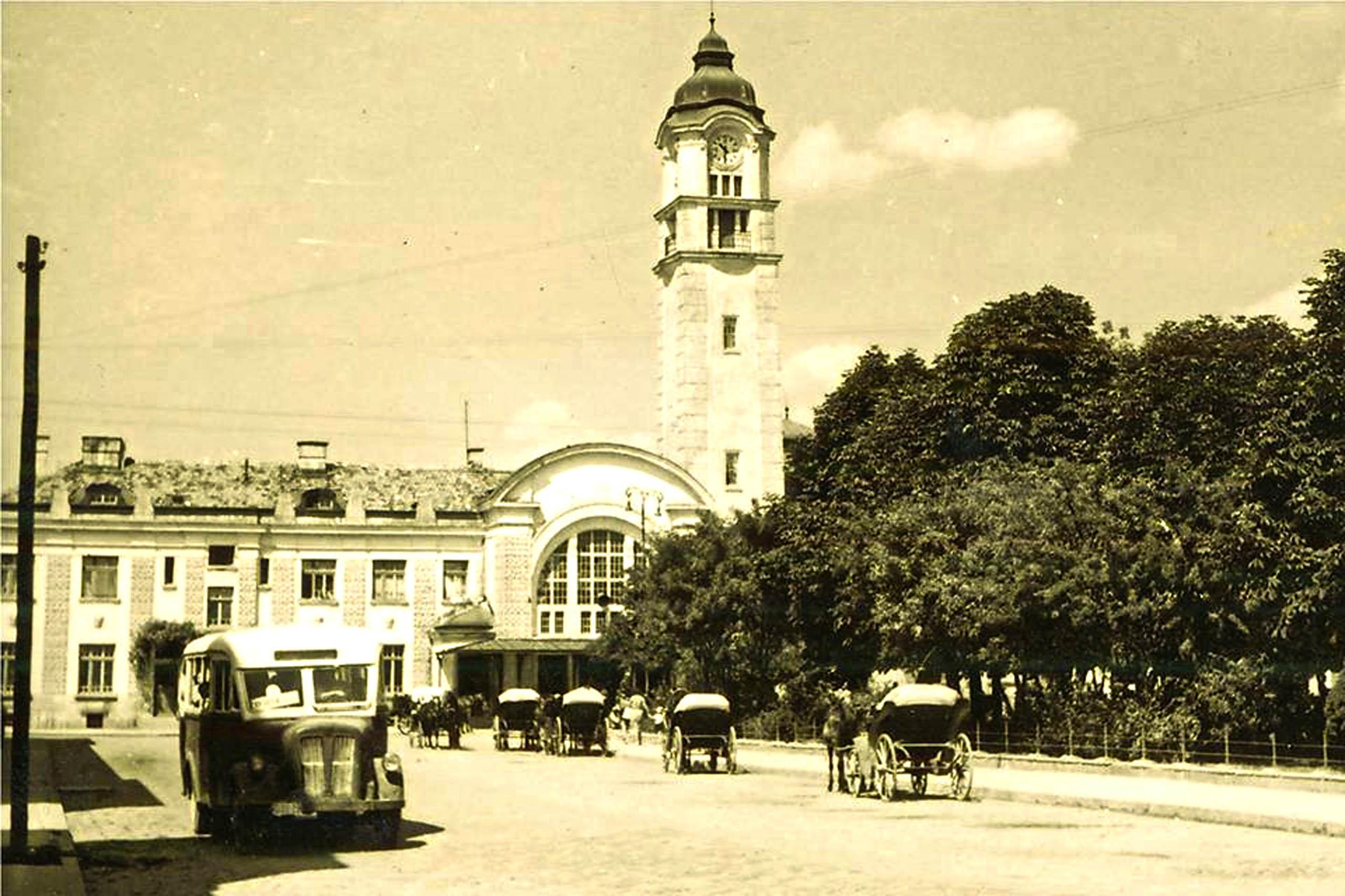 Архивна снимка 1 - началото на XX век